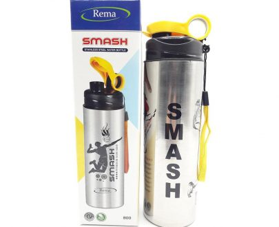Smash 800 Ml Stainless Steel Water Bottle