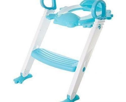 0344 -3 in 1 FOGGY Kids/Toddler Potty Toilet Seat with Step Stool Ladder (Multicolour) - DeoDap