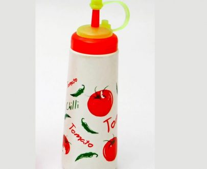 Tomato Ketchup Bottle 250 Ml Printed  (Pack Of 2)