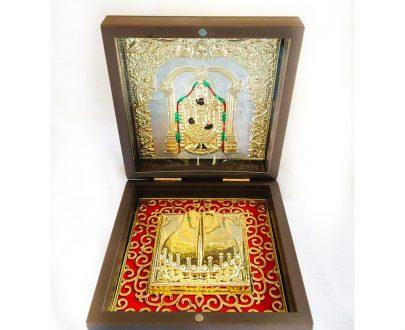 Venkatesaya God Footprints Box