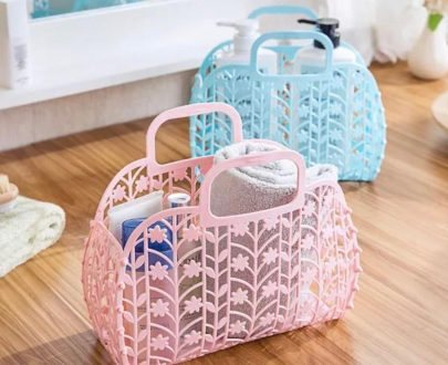 0761 Multipurpose Storage Toiletries Basket - DeoDap