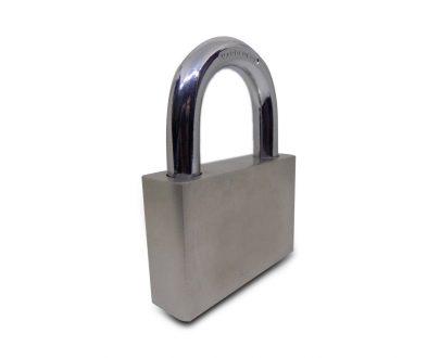 0535 Shackle Padlock With Keys 70 mm - DeoDap
