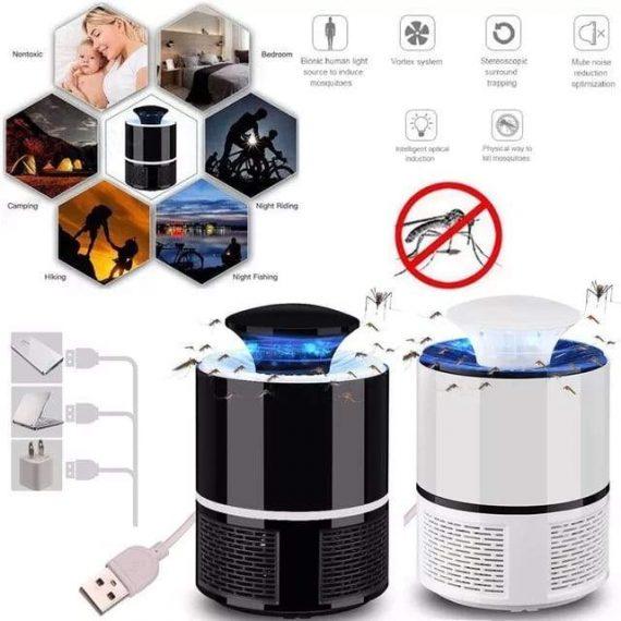 1219 Eco Friendly Electronic Mosquito Killer Lamp - DeoDap