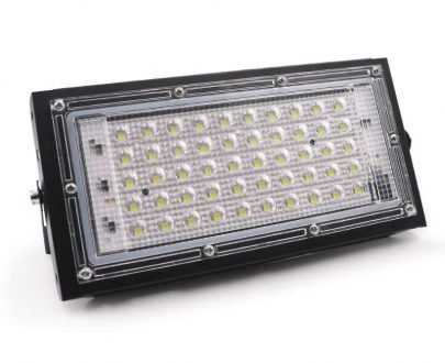 0492 Multi Purpose Brick Thin Slim Bright Lens Led Light - DeoDap