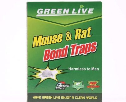 1238 Mice Traps Sticky Boards Strongly Adhesive That Work Capturing Indoor and Outdoor - DeoDap
