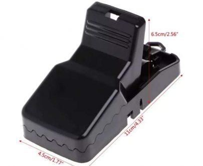 1239 Reusable Plastic Portable Rat/Mice/Mouse Trap - DeoDap