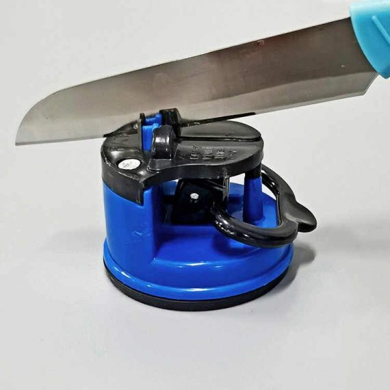 2164 Manual Kitchen Knife Sharpener for Sharpening Stainless Steel - DeoDap