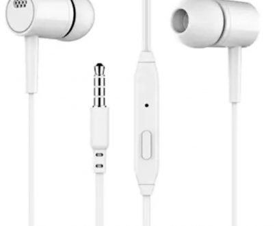 1281 Headphone Isolating stereo headphones with Hands-free Control - DeoDap