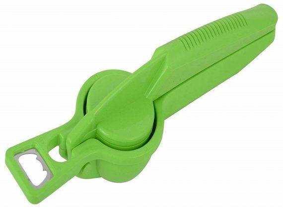 2031 Plastic Lemon Squeezer With Opener - DeoDap
