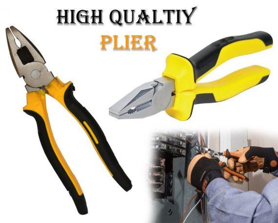 0444 Heavy Duty Combination Plier Wire Cutters - DeoDap