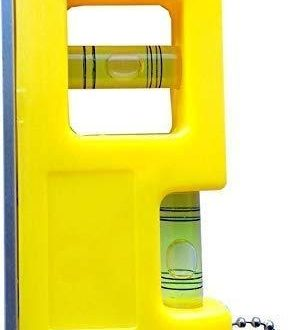 1517 Mini magnetic spirit level Torpedo leveller 4 inch - DeoDap