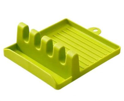 2121 Multi-Functional Spatula Holder/Rest for Kitchen Utensils - DeoDap