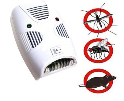 1246 Mosquito Repeller Rat Pest Repellent for Rats, Cockroach, Mosquito, Home Pest - DeoDap
