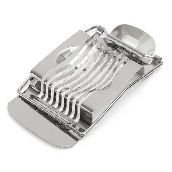 2130 Multipurpose Stainless Steel Wire Egg Slicer - DeoDap