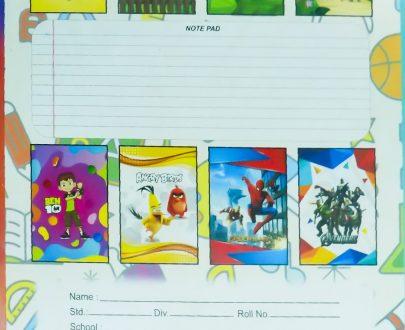 0782 Nature Scenery Design Exam Clipboard/Pad - DeoDap