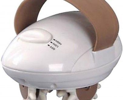 0398 Body Slimmer Massager (White) - DeoDap