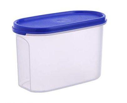 2074 Modular Transparent Airtight Food Storage Container - 1000 ml - DeoDap