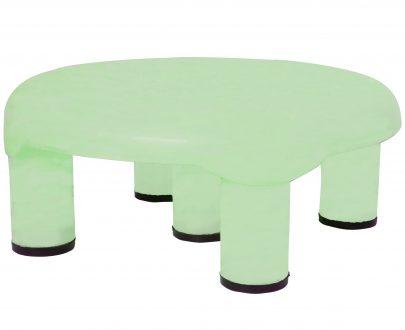 0809  5 Legs Strong Plastic Bathroom Patla Stool for Multipurpose Use - DeoDap