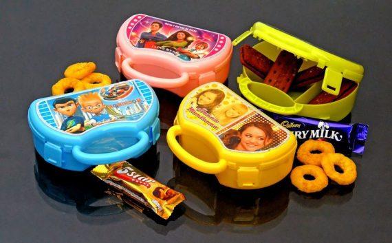 Play Group Kids Lunch Box (2Pcs Set)