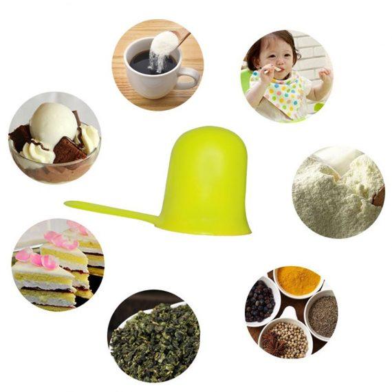 1068 Plastic Spoon Shape Mould for Multipurpose Use - DeoDap