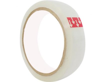 1543 Transparent Adhesive Strong Tape Rolls 1 Inch for Multipurpose Packing Use - DeoDap