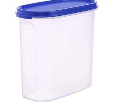 2075 Modular Transparent Airtight Food Storage Container - 1500 ml - DeoDap